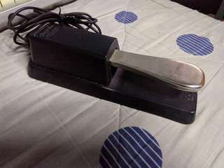 Cherub WTB-005 sustain pedal