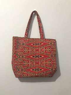 Ethnic Borneo Bag