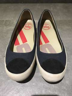 FitFlop navy shoes