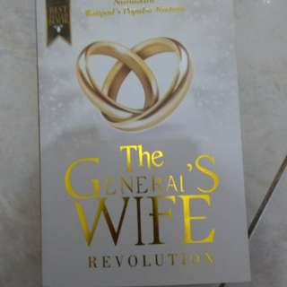 Novel the general wife