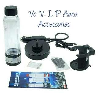 Car water heater bottle