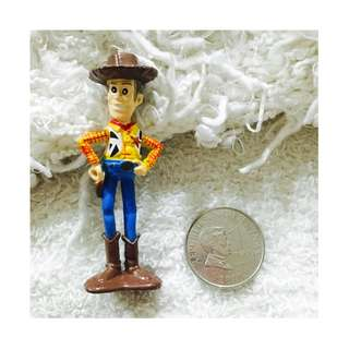 Toy Story - Mini Woody Figure