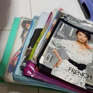 Fann Wong Magazine