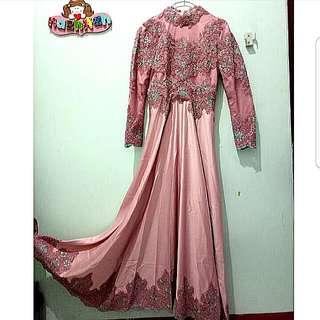 Gaun/dress mewah