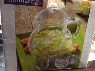 夏天冷水果汁壺