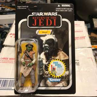 Star Wars The vintage Collection Wooof