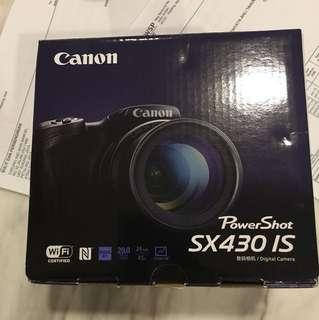 Canon sX430 is powershot