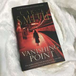Vanishing point novel
