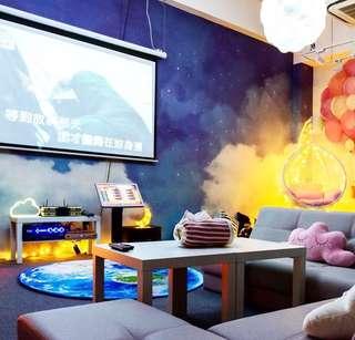 荔枝角Party room