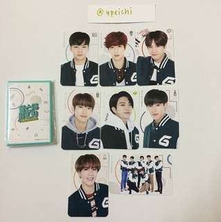 [WTS] GOT7 ❤️ I GOT7 4th Fan Meeting Photocard Set A