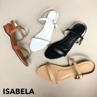 ISABELA BLOCK HEELS