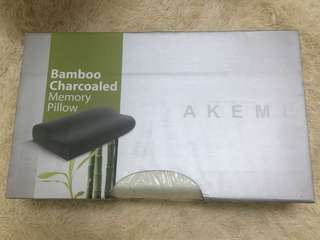 Bamboo Charcoaled Pillow