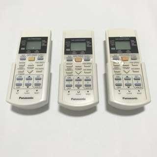 Authentic Panasonic Aircon Remote Controller A75C3568