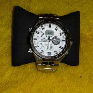 Authentic Casio Edifice Watch - Preloved