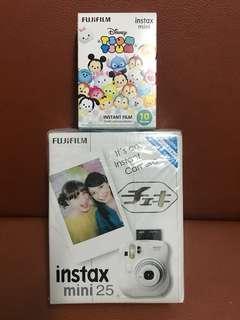 富士Instax mini 25
