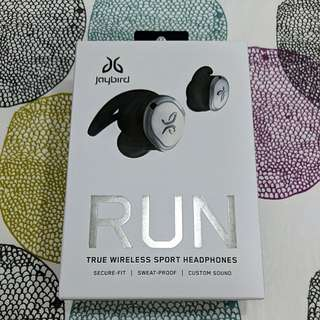 Jaybird Run Drift White