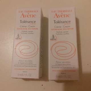 Avene Tolerance Creme Cream 5ml