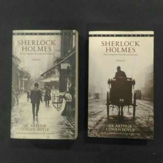 Sherlock Holmes - The Complete Novels and Stories