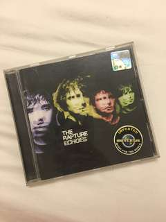 The Rapture Echoes CD