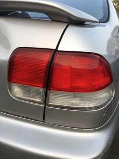 HONDA K8後車燈