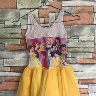Princess character dress