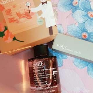 Belif Rose Oil