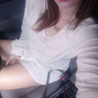 Boho cream dress