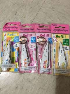 Decoration Tape(refill)