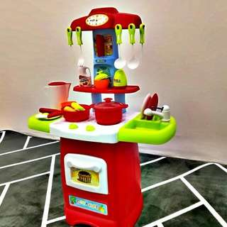 TODDLER COOKING STOVE