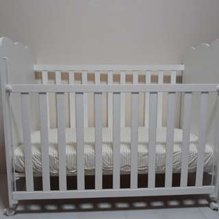 Micuna Baby Cot (Premium brand) - Negotiable