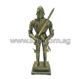 Special Offer - In Stock – JH 0608 – Medieval Knight Full Armor with Sword and Sheath – 中世纪骑士盔甲