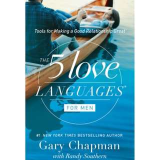 [eBook] The 5 Love Languages for Men - Gary Chapman
