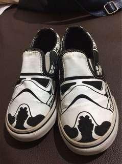 Vans Star Wars edition - storm trooper