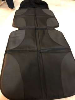 Car seat protector / child seat protector