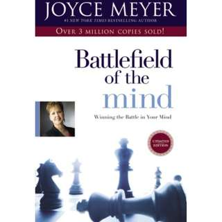 [eBook] Battlefield of the Mind - Joyce Meyer