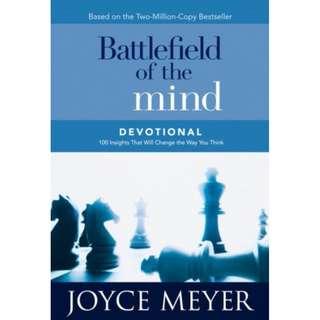 [eBook] Battlefield of the Mind Devotional - Joyce Meyer