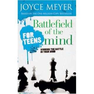 [eBook] Battlefield of the Mind for Teens - Joyce Meyer