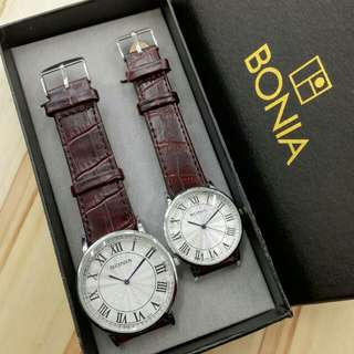 BONIA COUPLE LIMITED EDITION WATCH