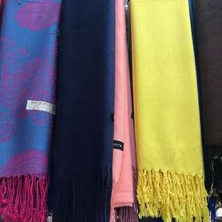 Shawls/hijab