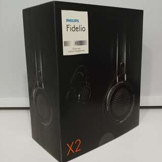 Philips Fidelio X2 headphones