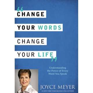 [eBook] Change Your Words, Change Your Life - Joyce Meyer