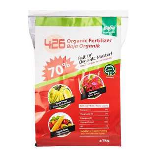 BABA No.426 Organic Fertilizer (1 Kg/Bag)