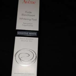 💁EAU THERMALE AVENE  whitening fluid sensitive white