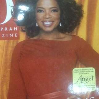 The oprah Book