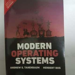 Modern Operating Systems 4th, international Edition , Andrew S. Tanenbaum