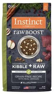 Nature's Variety Rawboost Venison 1.8kg