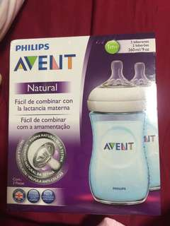 BNIB Avent Natural Bottle