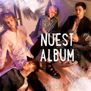 NUEST ALBUMS