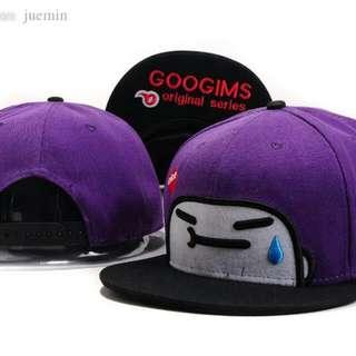 Googims Purple Snapback
