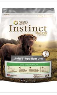 Nature's Variety Limited Ingredient Lamb 1.8kg